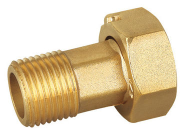 DN 20 Bronze or Brass Water Meter Couplings Connectors for Meters