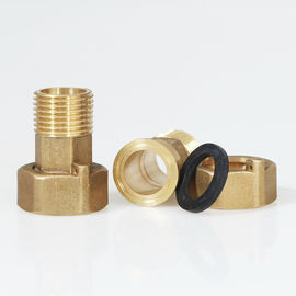 OEM Brass or Bronze Water Meter Couplings Connectors for Water Meters