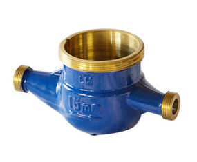 High Capacity Water Flow Meter Body For Cold Water DN15-DN50