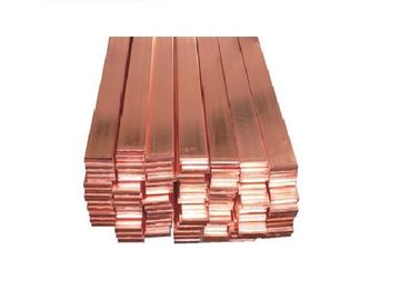 Customized Copper Bus bar T1 C10200 C1020 Cu-OF 2-60mm UNS JIS En Standard
