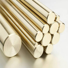 Lead Free Silicon Bronze Welding Rod  C83600 CuSn7 High Strength Bronze Hollow Bar