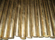 Continuous Casting Bronze Round Rod CuSn6 C5191 ISO 9000 Certification
